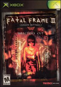 Caratula de Fatal Frame II: The Crimson Butterfly -- Director's Cut para Xbox