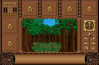 Pantallazo de Fate: Gates Of Dawn para Amiga