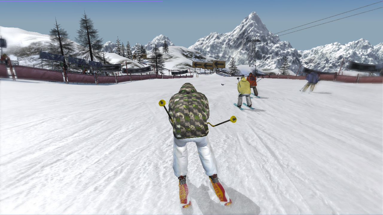 Pantallazo de Feel Ski (PS3 Descargas) para PlayStation 3