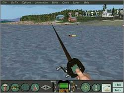Pantallazo de Field & Stream Trophy Bass 3-D para PC