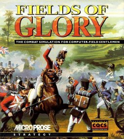 Caratula de Fields Of Glory para Amiga