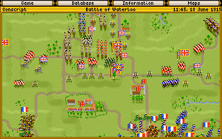 Pantallazo de Fields of Glory para PC