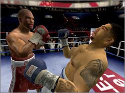 Pantallazo de Fight Night: Round 2 para GameCube