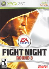 Caratula de Fight Night: Round 3 para Xbox 360