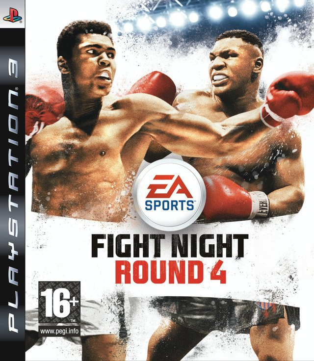 Caratula de Fight Night: Round 4 para PlayStation 3