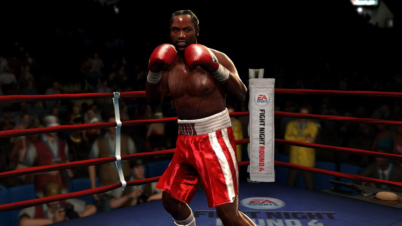 Pantallazo de Fight Night: Round 4 para Xbox 360