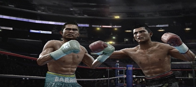 Pantallazo de Fight Night Round 3 para PlayStation 3
