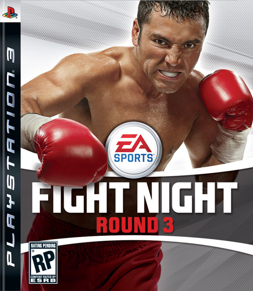 Caratula de Fight Night Round 3 para PlayStation 3