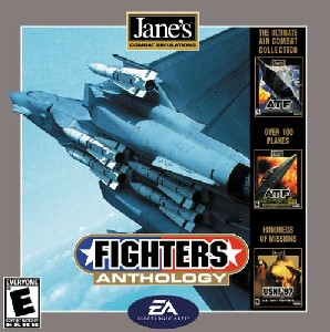 Caratula de Fighters Anthology para PC