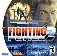 Caratula de Fighting Force 2 para Dreamcast