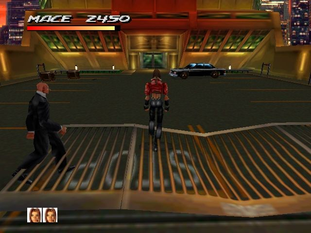 Pantallazo de Fighting Force 64 para Nintendo 64