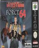 Caratula nº 154583 de Fighting Force 64 (250 x 172)