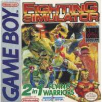 Caratula de Fighting Simulator para Game Boy