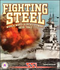 Caratula de Fighting Steel: World War II Surface Combat 1939 - 1942 para PC