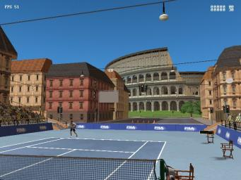 Pantallazo de Fila World Tour Tennis para Xbox