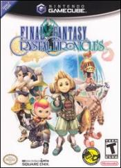 Caratula de Final Fantasy: Crystal Chronicles para GameCube