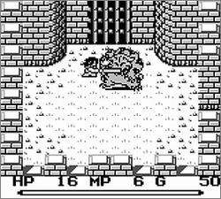Pantallazo de Final Fantasy Adventure para Game Boy