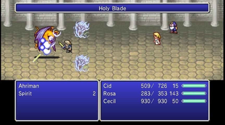 Final Fantasy IV After Years [No Root] [APK+OBB] [Android] [Zippyshare][Putlocker Foto+Final+Fantasy+IV%3A+The+After+Years+(Wii+Ware)