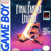 Caratula de Final Fantasy Legend, The para Game Boy