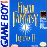 Caratula de Final Fantasy Legend II para Game Boy