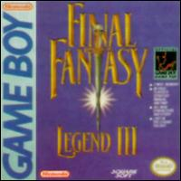 Caratula de Final Fantasy Legend III para Game Boy