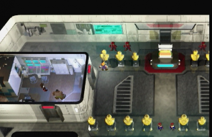 Pantallazo de Final Fantasy VII para PlayStation