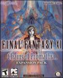 Carátula de Final Fantasy XI: Chains of Promathia