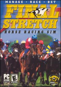Caratula de Final Stretch: Horse Racing Sim para PC