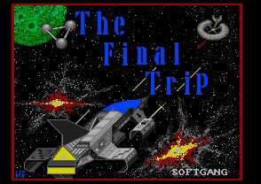 Pantallazo de Final Trip, The para Amiga