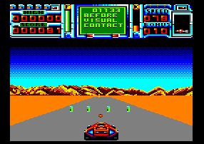 Pantallazo de Fire And Forget 2 para Amstrad CPC