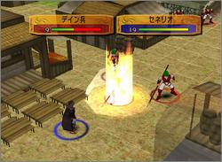 Pantallazo de Fire Emblem: Path of Radiance para GameCube