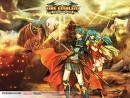 Caratula de Fire Emblem: The Sacred Stones para Game Boy Advance