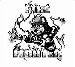 Pantallazo de Fire Fighter para Game Boy