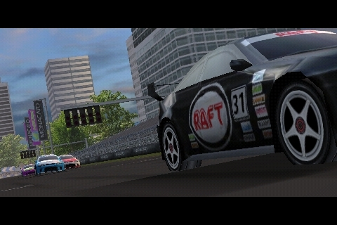 Pantallazo de Firemint Real Racing para Iphone