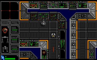 Pantallazo de First Contact para Amiga