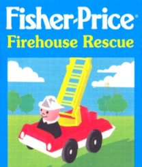 Caratula de Fisher-Price: Firehouse Rescue para PC