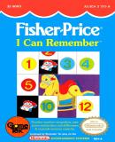 Caratula nº 250879 de Fisher-Price: I Can Remember (654 x 900)