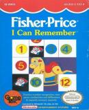 Caratula nº 211675 de Fisher-Price: I Can Remember (392 x 552)