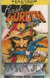 Caratula de Flash Gordon para Spectrum