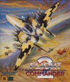 Caratula de Flight Commander 2 para PC