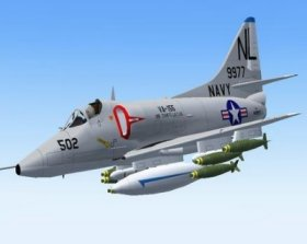 Pantallazo de Flight Sim: Vietnam Carrier Ops para PC
