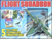 Caratula de Flight Squadron para PC