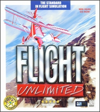 Caratula de Flight Unlimited para PC