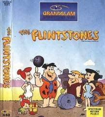 Caratula de Flintstones, The para Spectrum