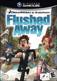 Caratula de Flushed Away para GameCube