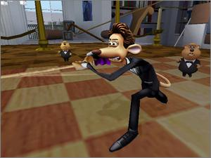 Pantallazo de Flushed Away para GameCube