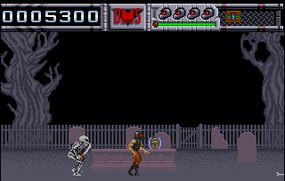 Pantallazo de Fly Fighter para Amiga
