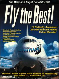 Caratula de Fly The Best! para PC