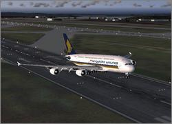 Pantallazo de Fly the Airbus A380 para PC