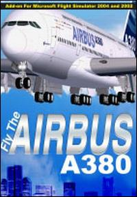 Caratula de Fly the Airbus A380 para PC
